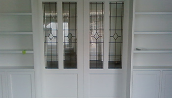 glas in lood project