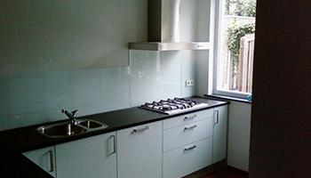 glazenwand keuken